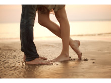 Frauen und Männer wollen es: Partner mit gepflegten Füßen