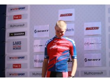 Norges cup 4 rye terrengsykkelfestival Sammenlagt trøye m-senior