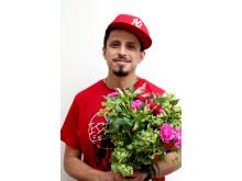 Rigo Pencheff - Månadens gäst på Interflora.se i juni 2013