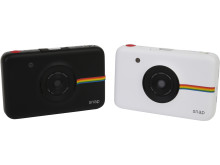 Polaroid SNAP, hvid og sort, gruppebillede