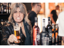 Mikkey Dee at Stockholm Beer & Whisky festival