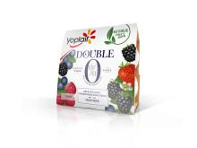 Yoplait Double 0% Skogsbær