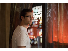 Joseph Gordon Levitt som Edward Snowden i filmen Snowden