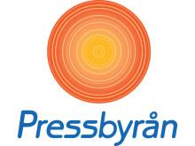 Pressbyrån Logotyp Vertikal