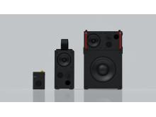 FREKVENS högtalare med Bluetooth-teknologi.