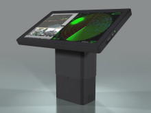 High res image - Hatteland Dsiplay - DSEi - Tactical Table