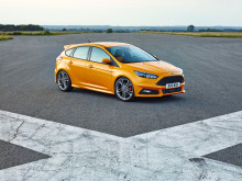 Nya Ford Focus ST debuterar på Goodwood Festival of Speed - bild 6