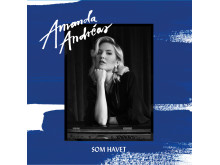 Omslag - Amanda Andréas