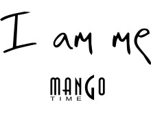 Mango Time  logo (I am me)