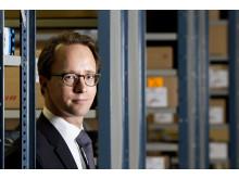Mikkel Bardram, konsernsjef EG