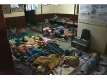 Tänk om ditt barn sov så här...