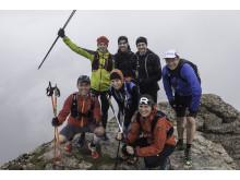 Für erfahrene Bergläufer geht´s beim Trailrunning Camp hoch hinaus.