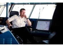 Captain Kai Albrigtsen Photo Maximilian Schwarz Hurtigruten