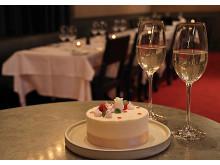 Stadshuskällaren Mat: Bröllopstårta för två