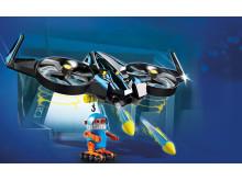 Robotitron mit Drohne aus PLAYMOBIL: DER FILM (70071)