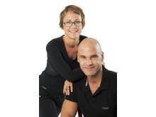 Anna Lundberg och Jari Ketola