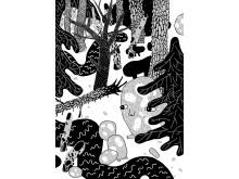 Poster designad av Cajsa Wessberg