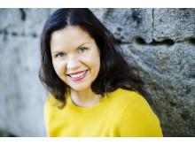 Louise Lindfors, ordförande Fredrika Bremer Förbundet foto: Linda Svensson