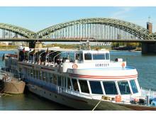 25 Jahre FPZ - Konferenz auf dem Rhein