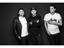 JCY klare for X Games (c) Warner Music Norway