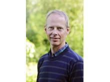 Gunnar Kaj inviger trädgårdsfest hos Riksförbundet Svensk Trädgård