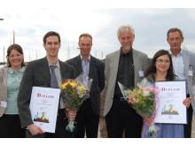 AkzoNobels Nordiska pris i yt- och kolloidkemi delas i dag ut för 26 gången. Priset delas i år mellan Peter Jönsson, Chalmers och Marité Cárdenas Gómez, Köpenhamns Universitet.