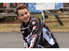 BMX cyclist Ross Cullen shortlisted for SportsAid's One-to-Watch Award