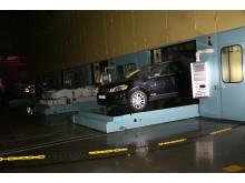 Den nya presslinjen L38 i Olofströms komponentfabrik invigdes den 24 september 2008