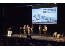 Vinnarna av PLÅTPRISET 2015.