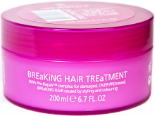 Lee Stafford - Breaking Hair Treatment Side