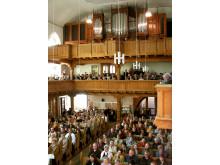 Richard-Kreutzbach-Orgel in der St. Laurentiuskirche Markranstädt
