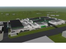 Green Mountainin datakeskus Rjukanissa, DC 2 - Telemark