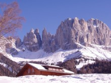 Ramblers Walking Holidays: ST ZYPRIAN IN THE DOLOMITES