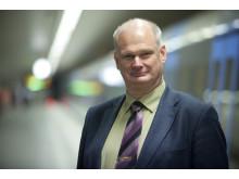 Bengt Carlsson, säkerhetsdirektör