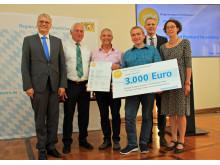 Bürgerenergiepreis Niederbayern: PV-Stammtisch