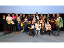 Vinnare på STOCKmotion Filmfestival 2016