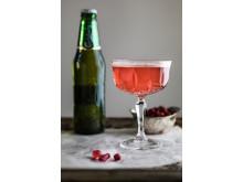 Carlsberg RosØl - alkoholfri ölcocktail.