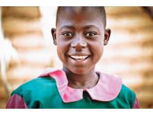 Skolavgift till flicka i Malawi