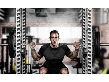 Pure Strength Olympic Power Rack
