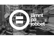 Jämnt på jobbet logo