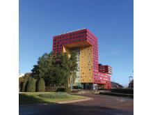 ICON Växjö, nominerad till byggnadspriset 2019.