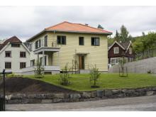 Dronning Sonjas barndomshjem på Maihaugen