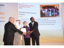 Rakai Health Sciences Program Co Founders and HH Amir