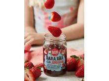 BOB Bara bär och frukt i jordgubbsmak