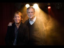 "Tomas von Brömssen, Bo Hermansson ""Tomas Sista Revy"" Lisebergsteatern 2015"