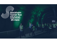 Stockholm Tunnel Run 25 mars