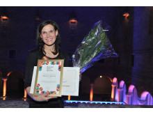 Bonnier Sales Awards - Sales Representative of the Year: Malena Ogemar, TV4