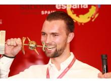 Øyvind Bøe Dalelv  Vinner av Tapas VM 2017