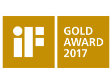 i F Design Award Gold Award logo