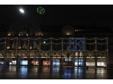 Skyltsöndagen den 21 november NK Stockholm.